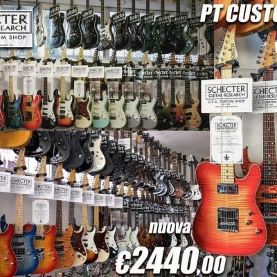 Schecter PT Custom HH...