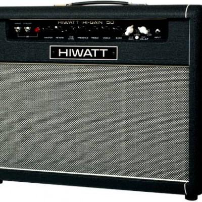 USATO Hiwatt  Hi-Gain 50 - 212