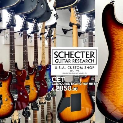 Schecter  Custom Shop...